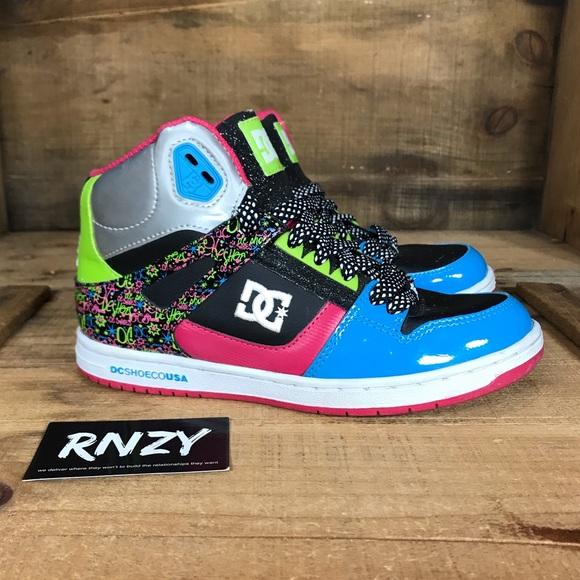 DC Shoes | Dc Rebound High Top | Poshmark